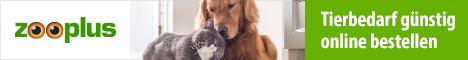 Tierbedarf, Futter, Tierzubehör günstig kaufen bei zooplus