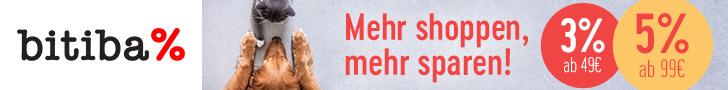 bitiba - Rabatte in Hülle & Fülle