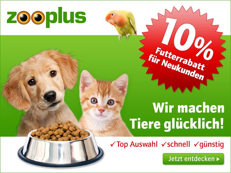 zooplus - Mein Haustiershop